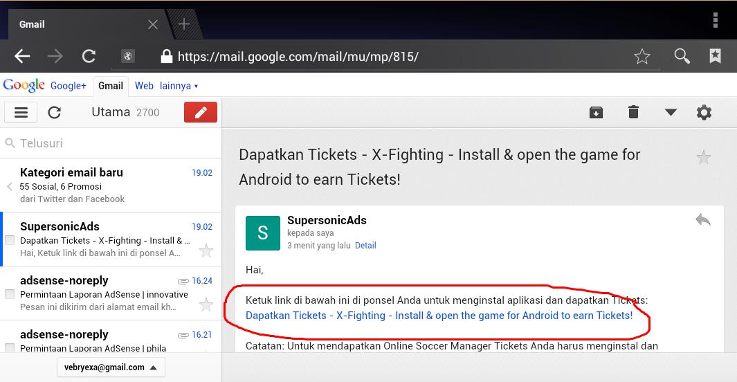 Cara Mendapatkan Tiket Harian Gratis Tanpa Software Di Online Soccer Manager (OSM)