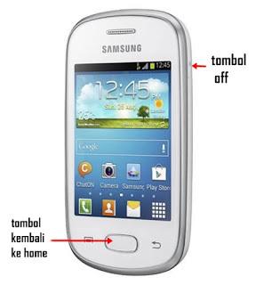 Cara Screenshot Di Samsung Tanpa Aplikasi