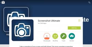 Download Dan Install Aplikasi Screenshot Ultimate