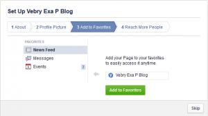 Cara Membuat Fan Pages Di Facebook