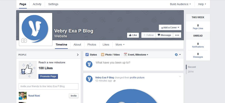 Cara Membuat Fanspage Pada Facebook