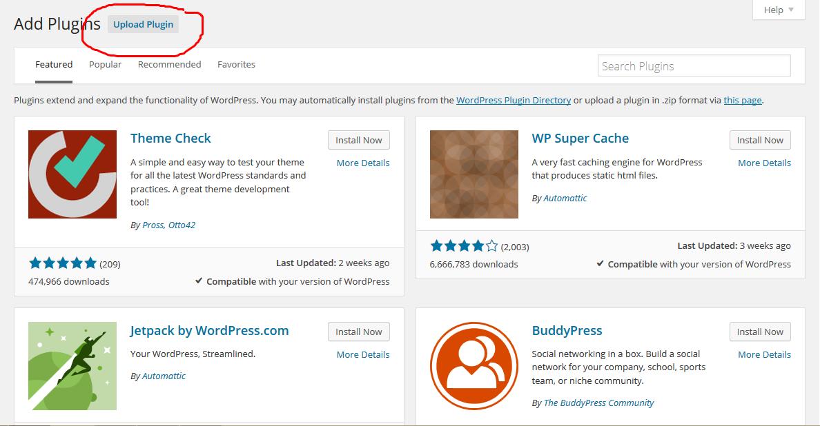 Cara Cepat Install Plugin Di WordPress