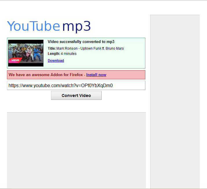Cara Praktis Convert Video Youtube Ke MP3