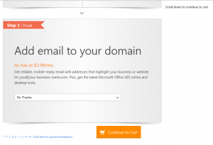 Cara Membeli Domain Dengan Harga Sangat Murah Di GoDaddy