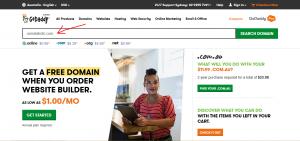 Cara Membeli Domain Dengan Harga Super Murah Di GoDaddy