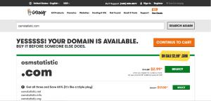 Cara Membeli Domain Di GoDaddy Dengan Harga Sangat Murah