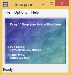 Cara Praktis Merubah Gambar Menjadi Icon