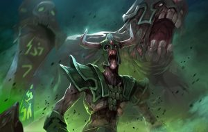 Undying the Almighty Dirge