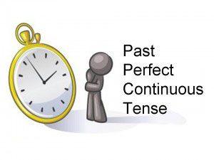 Contoh Kalimat Past Perfect Continuous Tense