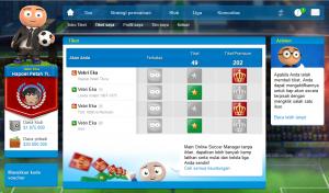 Cara Mendapatkan Tiket Harian Gratis Di Online Soccer Manager Terbaru