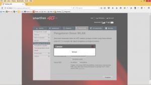 Cara Mengganti Password Modem Wifi SmartFren AndroMax M2P