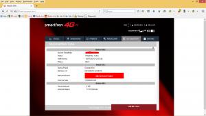 Cara Memeriksa Kuota Internet Modem Wifi SmartFren AndroMax M2P
