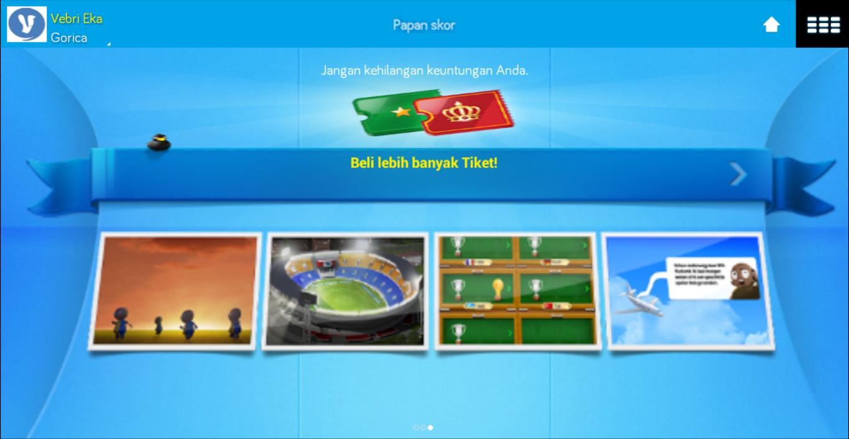 Cara Mendapatkan Tiket Premium OSM (Online Soccer Manager) Gratis Menggunakan Android