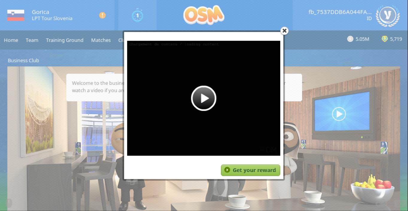 Mendapatkan Token OSM (Online Soccer Manager) Gratis Tak Terbatas