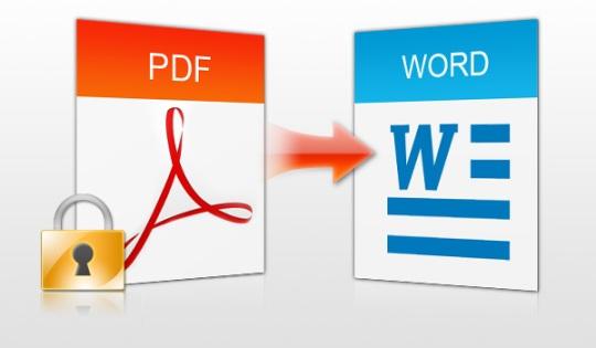 Cara Praktis Convert PDF Ke Word