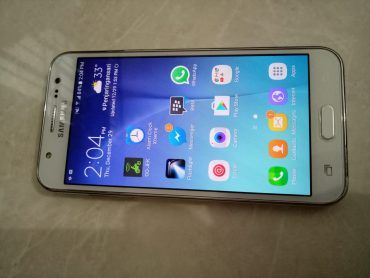 Jual Samsung J5 Second Full Set