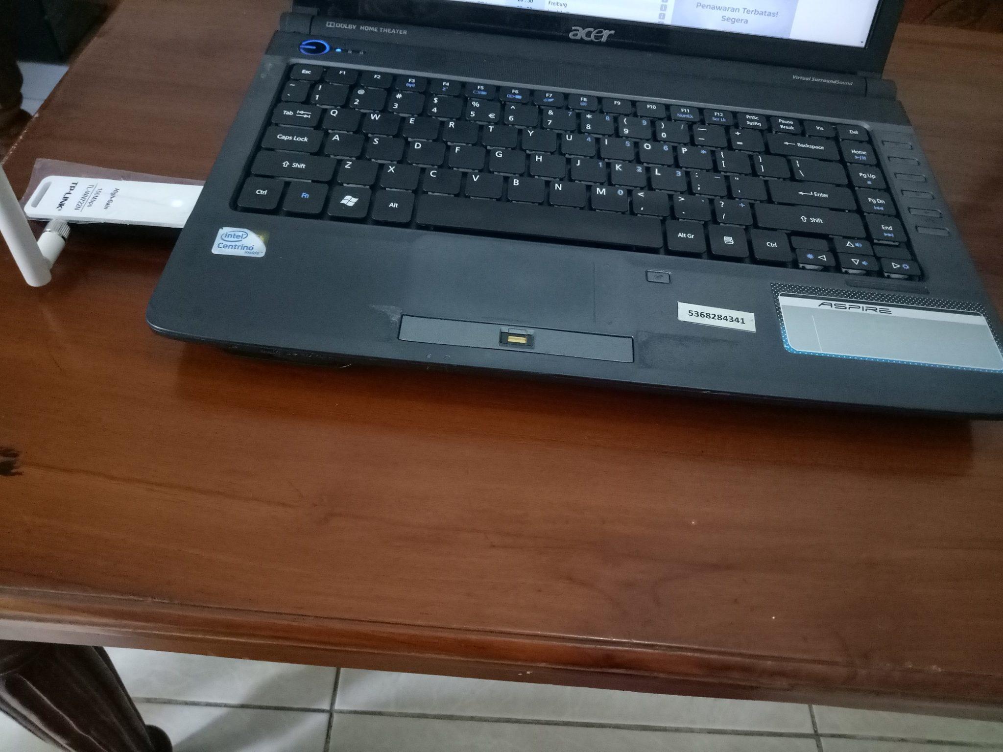 Jual Leptop ACER Bekas Murah