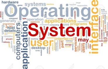 Daftar Nilai Tugas Mata Kuliah Sistem Operasi Kelas B (TI)