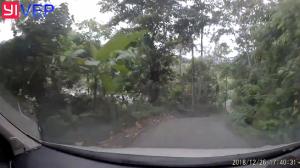 CarVlog Extreme Road Lebakharjo Malang - Kali Glidik