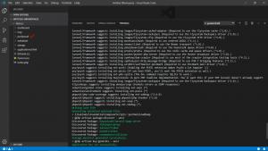 Instalasi Laravel di Visual Studio