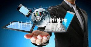 Daftar Nilai UTS Mata Kuliah Teknologi Informasi
