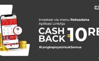 Cara Dapat Cashback Rp 10.000 dari Bibit Melalui Aplikasi LinkAja