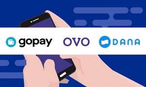 Jasa, Pencairan, Saldo, Go-Pay, Bank Mandiri, BCA, BNI, BRI, OVO, DANA, PayPal, Indodax, Tanpa Fee