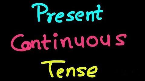 Contoh Kalimat Present Continuous Tense