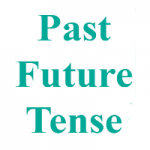 Contoh Kalimat Past Future Tense