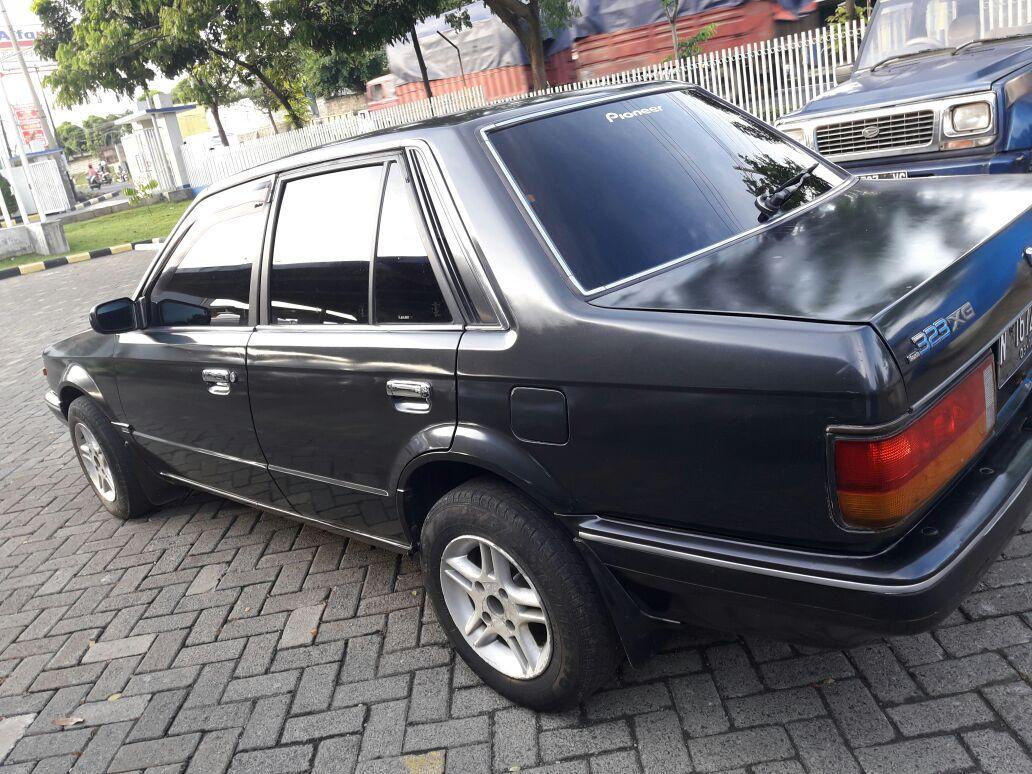 Dijual Mazda 323 CC 1500 Surat Lengkap